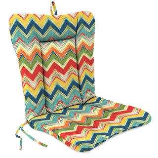 Jordan Manufacturing Spun Polyester Culloden Fiesta Euro Style Chair Cushion
