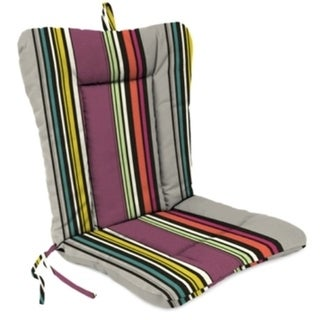 Jordan Manufacturing Euro Style Chair Cushion in Icon Mystique