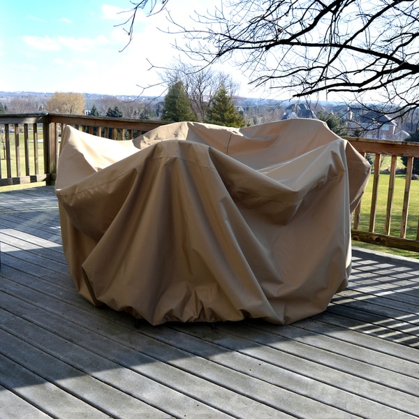 All Weather Protective Cover For 48 In Round Table And