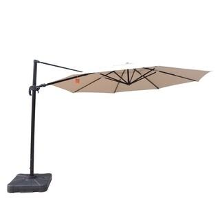 Victoria 13-foot Octagon Cantilever in Sunbrella Acrylic