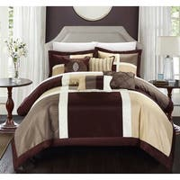 Clay Alder Home Fruita Brown 7-piece Comforter Set