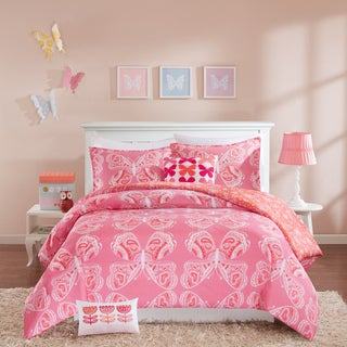 INK+IVY Kids Julia Cotton 4-piece Comforter Set
