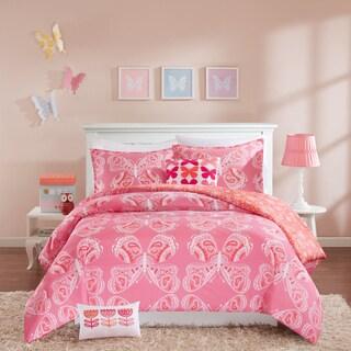 INK+IVY Kids Julia Cotton 4-piece Comforter Set
