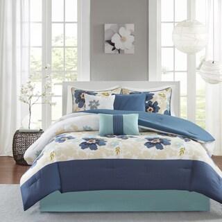 Madison Park Middleton Cotton 7-piece Comforter Set