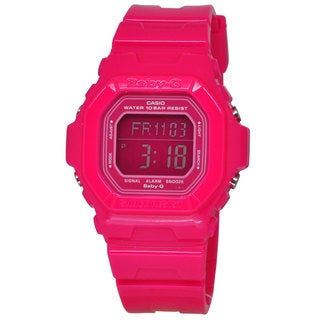 Casio Women's BG5601-4 Baby-G Pink Watch