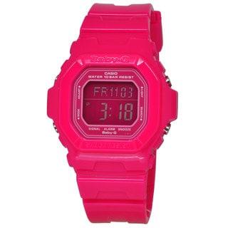 Casio Women's BG5601-4 Baby-G Pink Watch