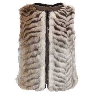 Unreal Fur Fly Away Vest