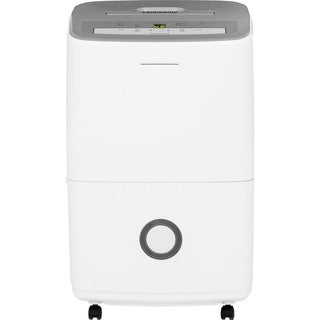 Frigidaire White FFAD3033R1 Energy Star 30-Pint Dehumidifier with Effortless Humidity Control