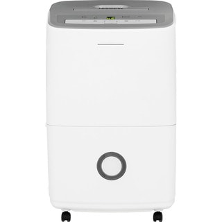 Frigidaire White FFAD3033R1 30 pt. Dehumidifier with Effortless Humidity Control