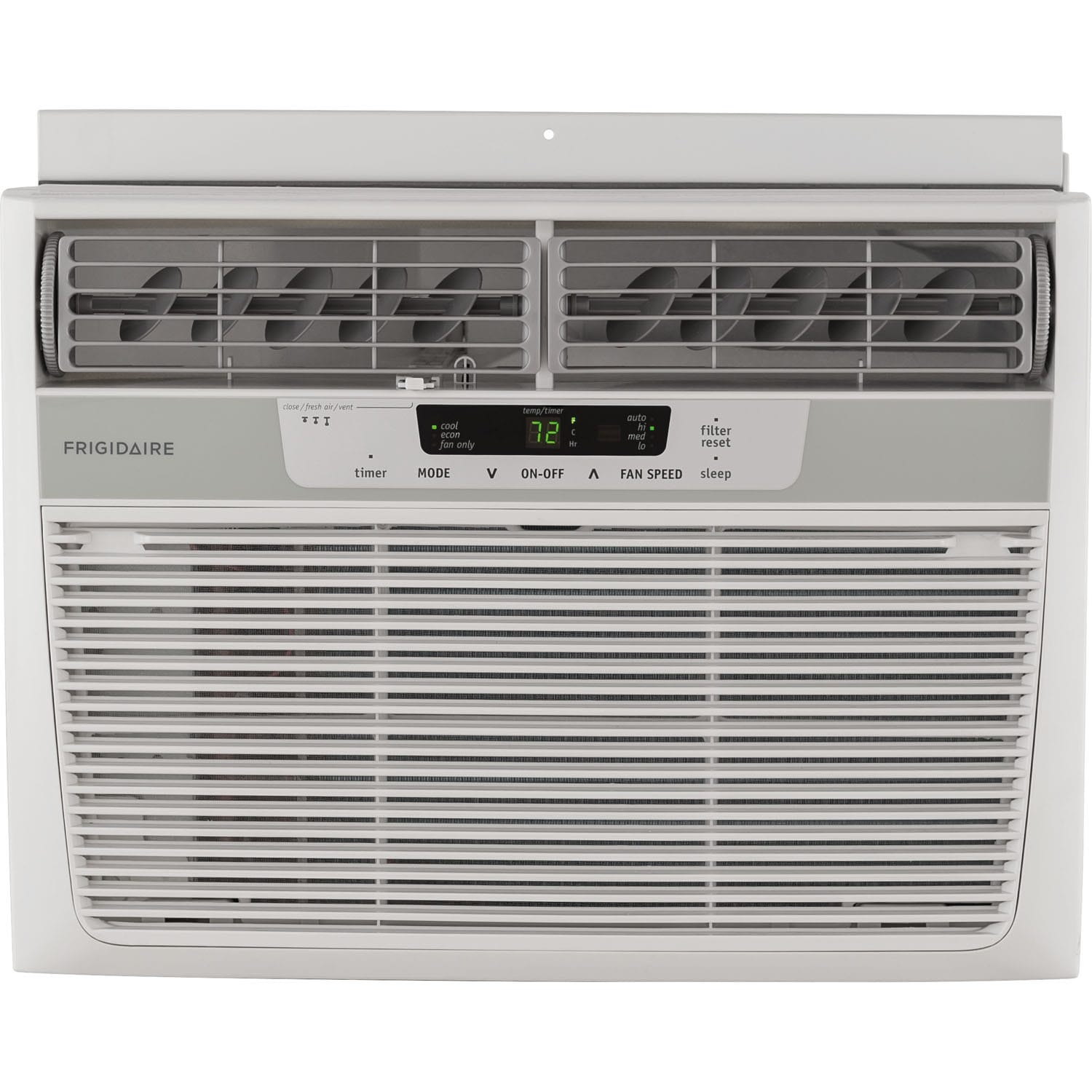 Frigidaire FFRA1222R1 12,000 BTU 115V Window-Mounted Comp...