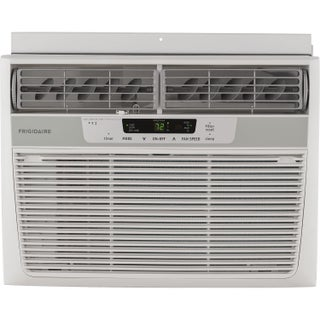 Frigidaire FFRA1222R1 12,000 BTU 115V Window-Mounted Compact Air Conditioner with Remote Control - White