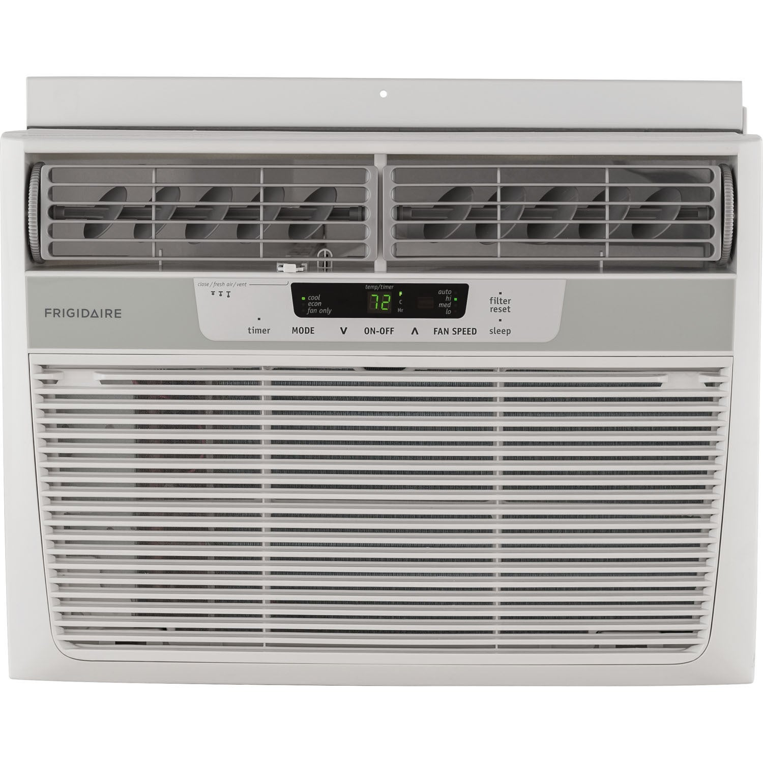 Frigidaire FFRA1022R1 10,000 BTU 115V Window-Mounted Comp...