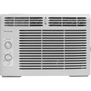Frigidaire White FFRA0511R1 5,000 BTU 115V Window-Mounted Mini-Compact Air Conditioner with Mechanic|https://ak1.ostkcdn.com/images/products/11582986/P18523904.jpg?_ostk_perf_=percv&impolicy=medium
