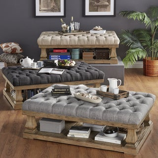 ottomans & storage ottomans - shop the best brands up to 10% off