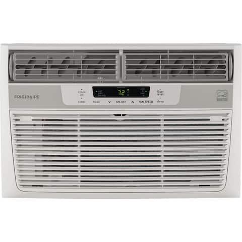 Frigidaire FFRE0833S1 - 8,000 BTU Window-Mounted Room Air Conditioner - White