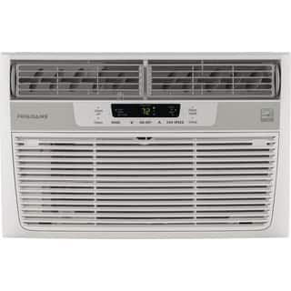 Frigidaire White FFRE0833S1 8,000 BTU 115V Window-Mounted Mini-Compact Air Conditioner with Temperature-Sensing Remote Control|https://ak1.ostkcdn.com/images/products/11583014/P18523915.jpg?impolicy=medium
