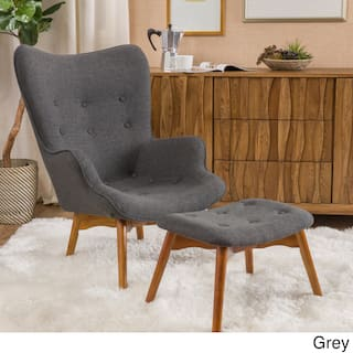 buy accent chairs grey living room chairs online at overstock com