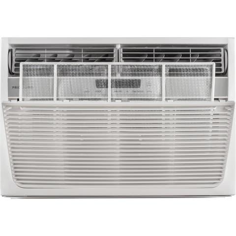 Frigidaire FFRH0822R1 - 8,000 BTU Window-Mounted Room Air Conditioner with Supplemental Heat - White