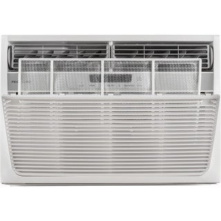 Frigidaire FFRH0822R1 - 8,000 BTU Window-Mounted Room Air Conditioner with Supplemental Heat - White