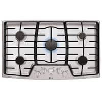 36 Inch 5 Sealed Burner Gas Cooktop