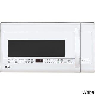 2.2 cubic feet Over the Range Black Microwave Oven