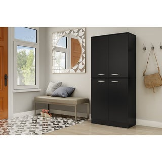 South Shore Axess 4-Door Armoire