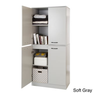 South Shore Axess 4-Door Armoire (5 options available)