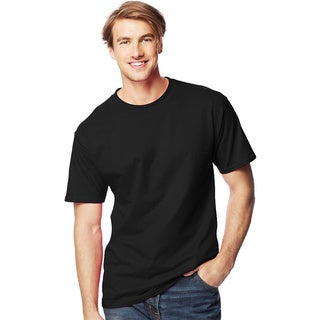 Link to Hanes Men's Beefy-T Tall T-Shirt Similar Items in Shirts