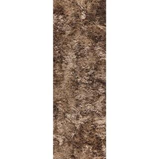 M.A. Trading Hand-woven Indo Dubai Tiramisu Rug (2'8 x 7'10)