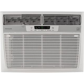Frigidaire FFRE1533S1 15,100 BTU 115V Window-Mounted Median Air Conditioner with Temperature Sensing Remote Control https://ak1.ostkcdn.com/images/products/11583467/P18524320.jpg?impolicy=medium