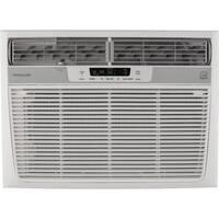 Frigidaire FFRE1533S1 15,100 BTU 115V Window-Mounted Median Air Conditioner with Temperature Sensing Remote Control