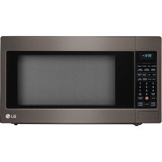 LG LCRT2010 2-cubic-foot Countertop Microwave Oven