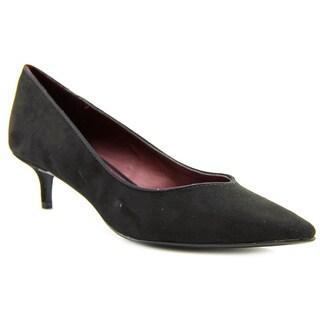 Mia Women's 'Janette' Faux Suede Dress Shoes
