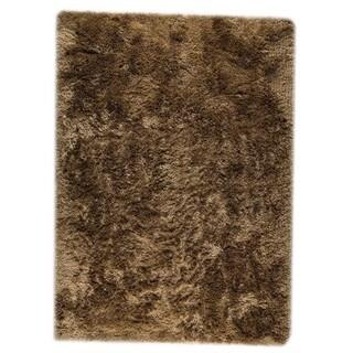 M.A. Trading Hand-woven Indo Dubai Hazelnut Rug (6'6 x 9'9)