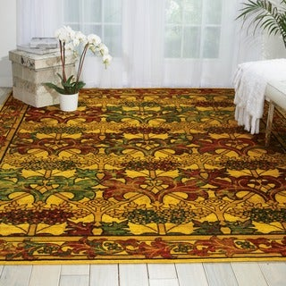 Nourison Timeless Stained Glass Rug (5'6 x 8')