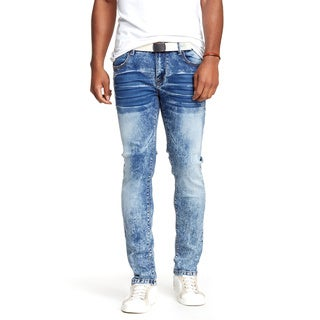 XRAY BlacX Mens Snow Wash Jeans