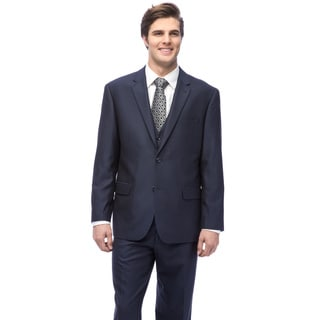 Caravelli Men's Navy Vested Suit