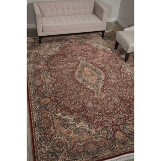 Nourison Persian Palace Terraco Rug (5' x 7'7)