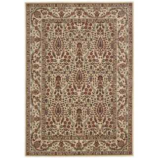 Nourison Persian Arts Ivory Rug (5'3 x 7'5)