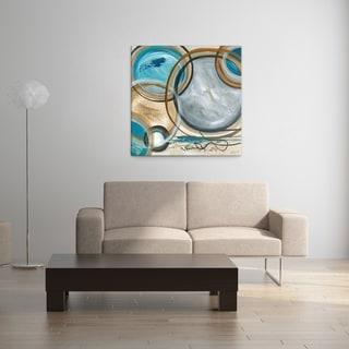 Ruth Palmer 'Sand' 36x36 Canvas Wall Art
