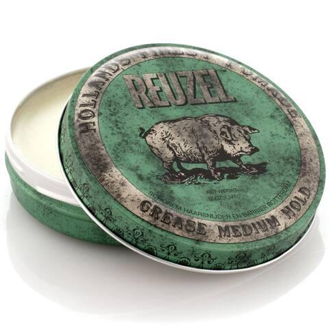 Reuzel Green Pomade Grease 12 oz