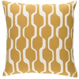 Decorative 18-inch Calle Throw Pillow Shell