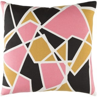Decorative 18-inch Chang Throw Pillow Shell