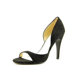 Mia Women's 'Estelle ' Regular Suede Dress Shoes