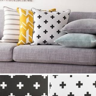 Decorative 18-inch Aloha Throw Pillow Shell