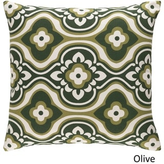 Decorative 18-inch Dalal Throw Pillow Shell