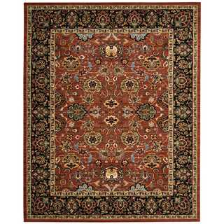 Nourison Timeless Persimmon Rug (5'6 x 8')