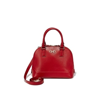 Salvatore Ferragamo 21E703 Darina Top Handle Tote