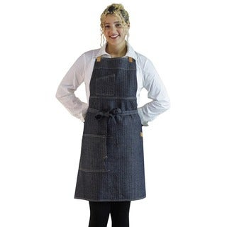 Selvage Denim Finished Edge Apron