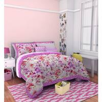 Seventeen Kyoto Field 3-piece Comforter Set